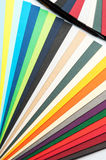 Colored paper strips. Stock Photography