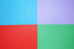 Colored paper texture Stock Photo
