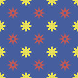 Colored patterns. Royalty Free Stock Photos