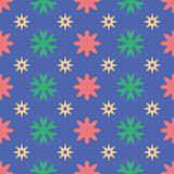 Colored patterns. Royalty Free Stock Images
