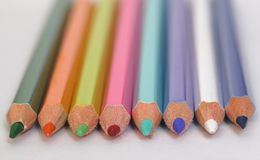 Colored Pencil Stock Photos