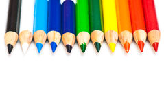Colored pencil Royalty Free Stock Images