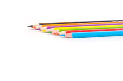 Colored pencil Stock Photos