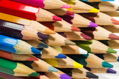 Free Colored Pencil Royalty Free Stock Photo - 55380555