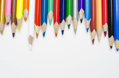 Free Colored Pencil Stock Image - 92959021