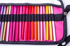 Colored pencil Royalty Free Stock Photos