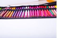 Colored pencil Stock Photography
