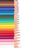 Colored pencil Stock Photo