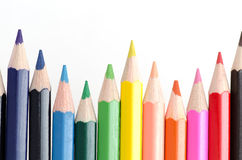 Colored pencil Stock Image