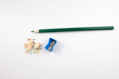 A colored pencil  Stock Photos