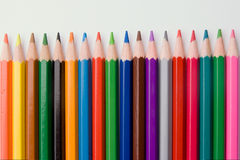 Free Colored Pencils Royalty Free Stock Images - 13060529