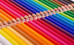 Free Colored Pencils Royalty Free Stock Image - 18413906