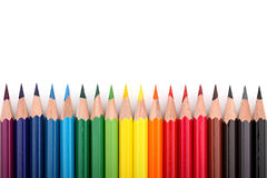 Free Colored Pencils 3 Stock Images - 18371544
