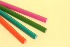 colored pencils Стоковое Фото