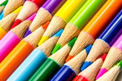 Free Colored Pencils Stock Images - 46774474