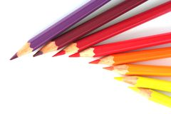 Free Colored Pencils Stock Image - 5839991