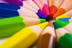 Free Colored Pencils Royalty Free Stock Photo - 6778095