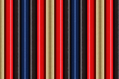 Colored pencils. Colored a pencils  closeup.(idea from pencils Royalty Free Stock Image