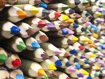 Colored pencils sale Royalty Free Stock Photo