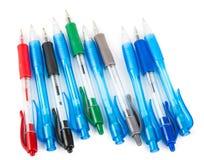 Colored Pens Stock Photos