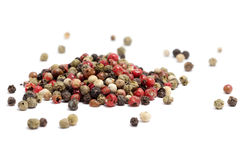 Colored pepper Stock Photos