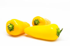 Colored peppers 18 Stock Photo