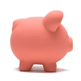 Colored Piggy Bank Royalty Free Stock Photo