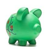 Colored Piggy Bank Royalty Free Stock Photos