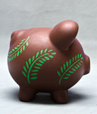 Colored Piggy Bank Royalty Free Stock Photos