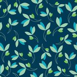 Colored plant background. Royalty Free Stock Images
