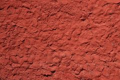Colored plaster texture background Stock Image