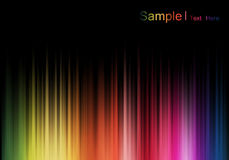 Colored Poster Background Stock Images