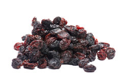 Colored raisin Royalty Free Stock Images