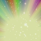Colored Rays - abstract background. Abstract composition - colored beams - abstract background Royalty Free Stock Image