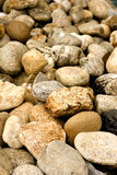 Colored Rocks Royalty Free Stock Photos