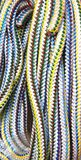 Colored rope Stock Images