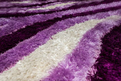 Colored rug Royalty Free Stock Photo