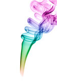 Colored Smoke Royalty Free Stock Image