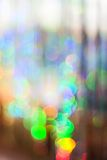 Colored sparkles Royalty Free Stock Photos