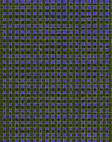 Colored Square Pattern Stock Image