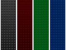 Colored Squares Background Stock Photo