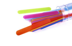 Free Colored Sticks Stock Photography - 33161302