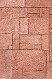 Colored Stone wall as background Royalty Free Stock Photography