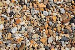 Colored stones Stock Photos