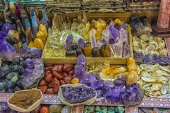 colored stones for sale royalty free stock photos