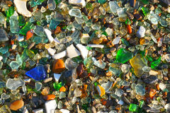 Colored stones Royalty Free Stock Image