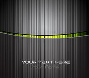 Colored stripe with place for your text. Stock Images