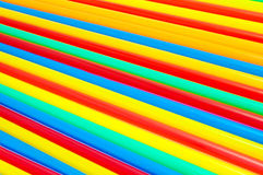 Colored stripes Stock Image