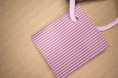 colored stripes cardstock Royalty Free Stock Photo
