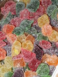 Colored sweet jelly Stock Photo